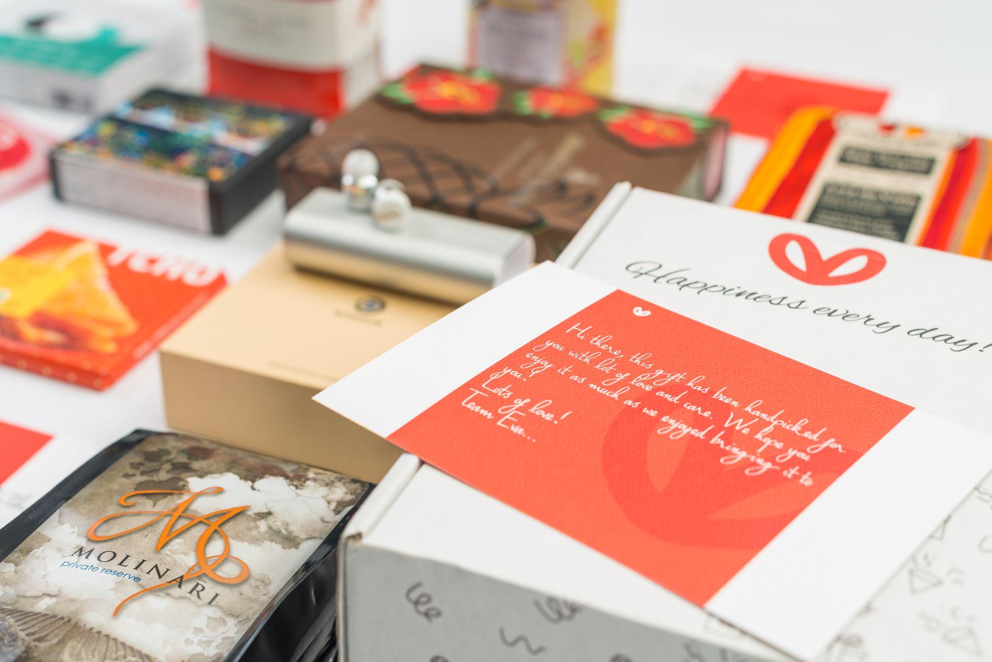 Eva's data-driven Holiday Gift Guides