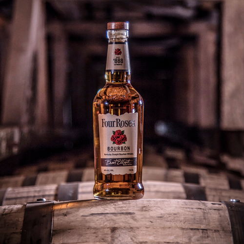 whiskey-bourbon-four-roses